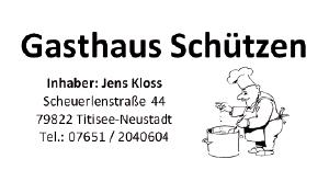 Schuetzen