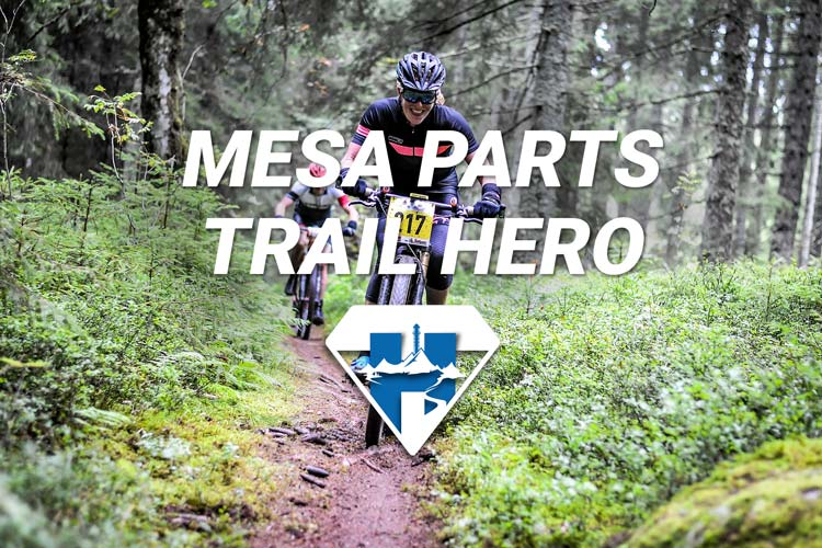 Mesa Parts Trail Hero