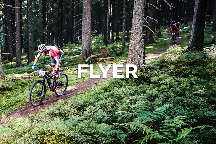 Flyer TRAIL HYPE Singer Wäldercup