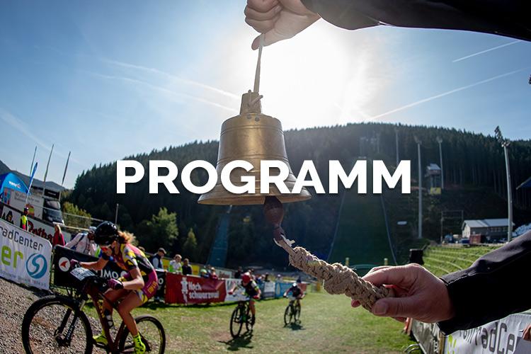 Programm Singer Wäldercup TRAIL HYPE