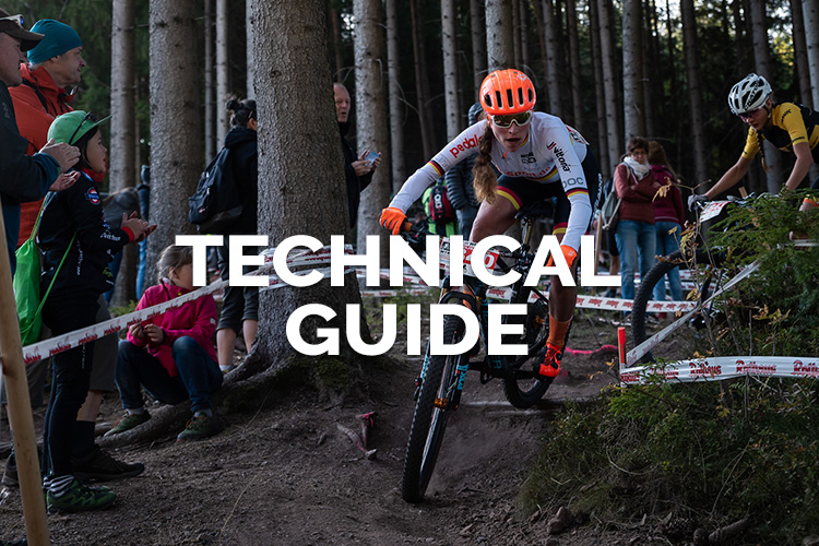 Technical Guide Singer Wäldercup MTB Bundesliga