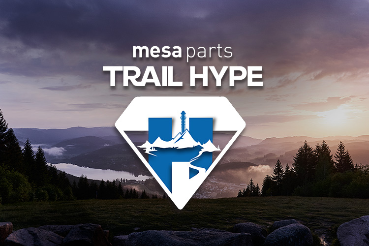 mesa parts TRAIL HYPE