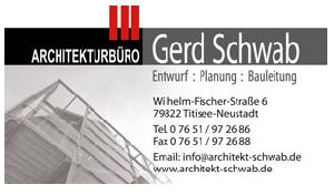 Gerd Schwab Architekt